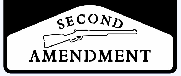 SECOND AMENDMENT 12 IN ON CUSTOM A WEIGHT